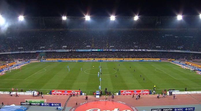 Calcio Napoli, da lunedì in vendita mini-abbonamento per 7 partite