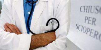 Servizio Sanitario Nazionale, il 12 dicembre sciopero dei medici
