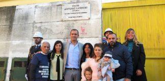 Comune di Napoli, a Scampia uno stadio in memoria di Antonio Landieri