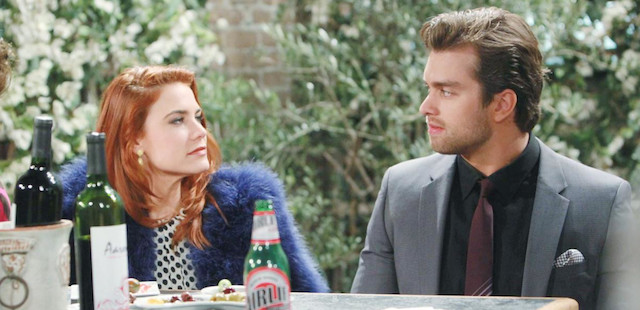 Beautiful anticipazioni: Sally è pentita e confessa tutto a Thomas