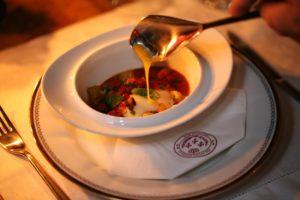 Archivio Storico, il ristorante con menù della cucina borbonica