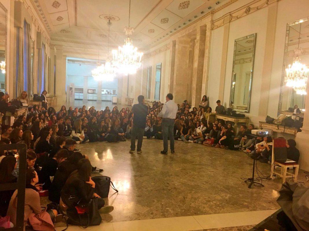 Teatro San Carlo, Valore Cultura offre percorsi formativi per giovani