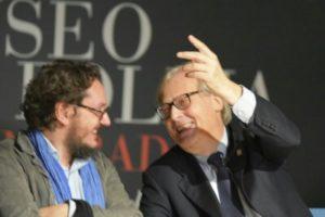 Sgarbi a Napoli per il Museo della Follia da Goya a Maradona 2
