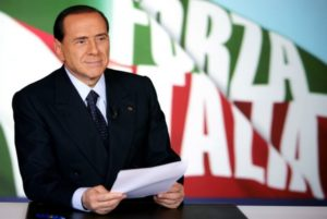 """Berlusconi: """"Reddito di dignità e niente tasse al di sotto dei 1000 euro"""""""