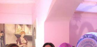 Rivoluzione in rosa al Salotto Olfattivo di Acampora
