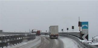 Allerta meteo Campania: calo termico e neve a quote collinari