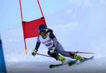 Sci. Michelle Valentini superstar al debutto della stagione sciistica