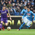 Calcio Napoli. Per gli azzurri solo 0-0 contro la Fiorentina
