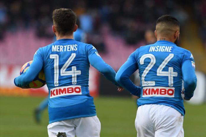 Calcio Napoli. Gli azzurri stendono la Samp 3-2. Hamsik: 116 gol