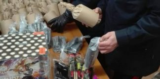 Cronaca di Napoli, botti illegali: a Scampia ne sono stati sequestrati 600 chili
