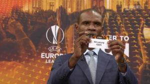Calcio Napoli, ai sedicesimi di Europa League contro il Lipsia
