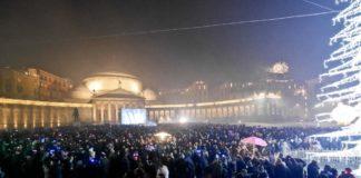 Capodanno 2018 a Napoli, torna il concertone in Piazza Plebiscito