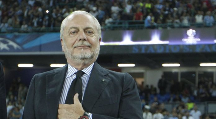 "Calcio Napoli, De Laurentiis: ""Non vendo la società, ho rifiutato 900 milioni"""