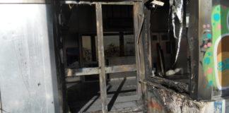 Paura a Fuorigrotta, incendio alla stazione della linea 6