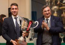 Il Circolo Canottieri Napoli premia 100 atleti giallorossi