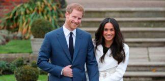 Harry e Meghan Markle sposi il 19 maggio 2018