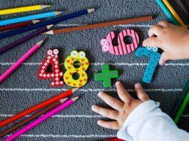 La matematica stimola e migliora il linguaggio dei bambini
