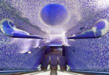 Metro Art Tour di Napoli, il programma per le feste natalizie
