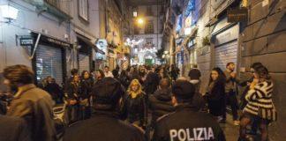 Cronaca di Napoli, spari nella movida: identificato il branco