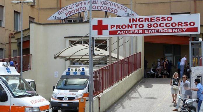 Medico preso a schiaffi al pronto soccorso del Loreto Mare