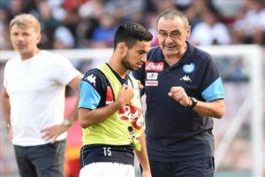"""Ultimissime Calcio Napoli, Ounas: """"Napoli è un sogno, non ho fretta"""""""