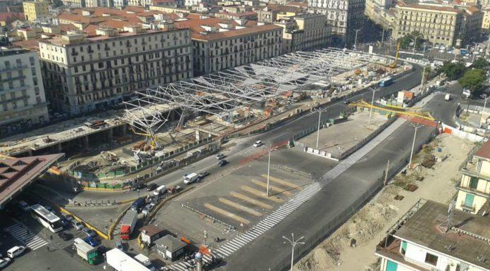 Anm, riaperto al pubblico il parcheggio di Piazza Mancini