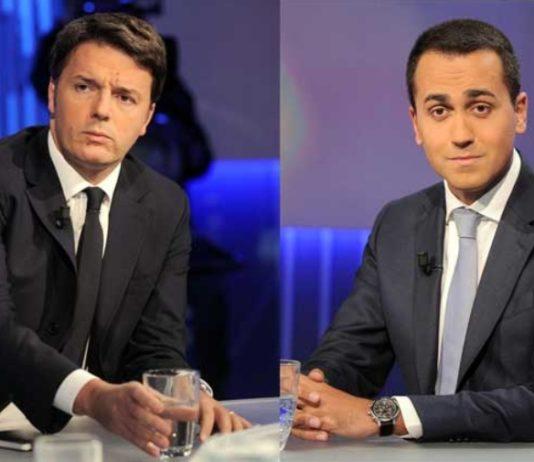 Pensioni d'oro, è polemica tra M5s e Renzi