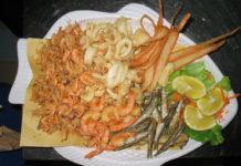 A Natale la frittura di pesce napoletana. La ricetta della 'Paranza'