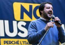"Salvini: ""Sì a Tajani o Draghi premier. Inciuci? Mi fido di Berlusconi"""