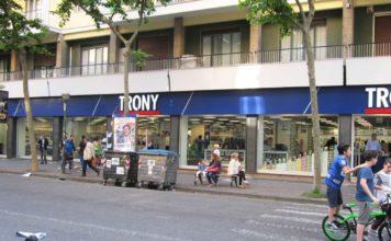 Trony, a rischio licenziamento 41 dipendenti del negozio al Vomero