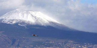 Allerta meteo Campania, Protezione civile: neve su zone collinari