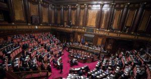 Legge di bilancio, salta abolizione vitalizi parlamentari