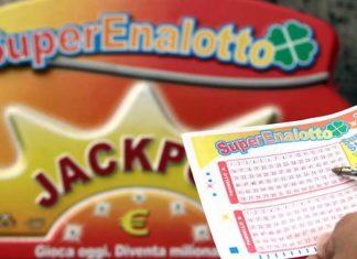 Caserta, è quasi Superenalotto: vinti 35mila euro con un 5