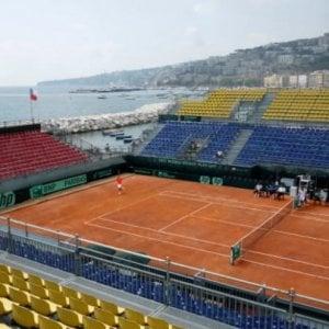 Universiadi di Napoli 2019: Stadio del tennis sul lungomare