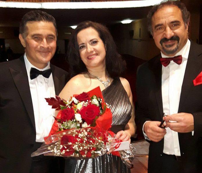 Successo al Teatro Delle Palme per il Concerto di Capodanno