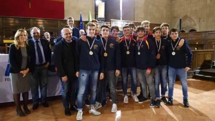 Al Maschio Angioino la Premiazione Societa' e Atleti Campani 2018