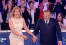 """Berlusconi ospite di Barbara D'Urso a Domenica Live. """"M5S non è un partito"""""""