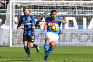 Calcio Napoli: numeri e pagelle di Atalanta Napoli.