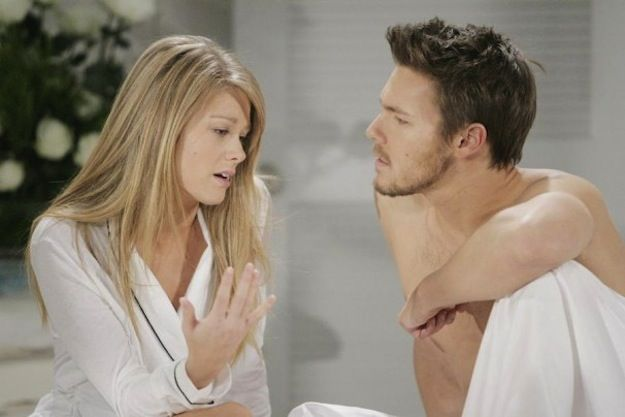 Beautiful, anticipazioni fino al 7 aprile: Liam e Steffy scoprono che Hope è incinta