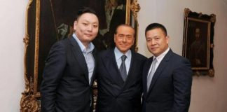 Berlusconi-Yonghong-Han-Li milan