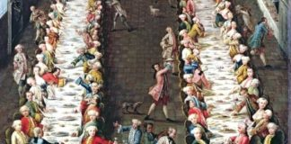 """""""La cucina al tempo dei Borboni"""", presentazione alla Casina Pompeiana"""
