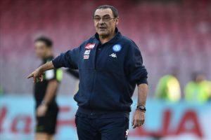 """Il Napoli festeggia con una vittoria la partita numero 400 in serie A. Sarri: """"Per rimanere ai vertici dobbiamo continuare su questi livelli""""."""