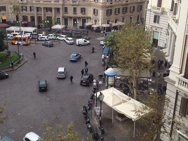 Comune di Napoli, Vomero: Dispositivo di traffico per lavori in alcune strade