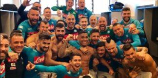 Calcio Napoli: numeri e pagelle di Atalanta Napoli