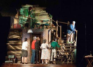 Teatro Augusteo, la versione teatrale di Parenti Serpenti