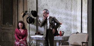 Questi Fantasmi al Teatro Bellini, con Carolina Rosi e Gianfelice Imparato
