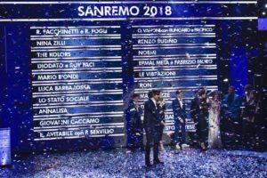 SANREMO 2018: Claudio Baglioni ai microfoni di Radio Subasio