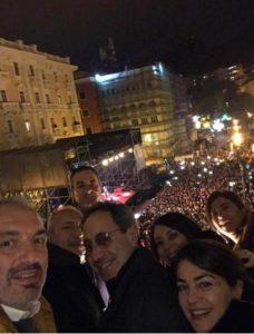 News Salerno, concertone dal balcone del Comune: Amatruda accusa Di Lorenzo