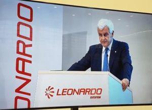 Leonardo, il Piano Industriale delude gli investitori. Titolo giù in Borsa