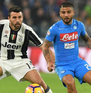 Calcio Napoli e Juventus, dati a confronto: le potenzialità delle due società